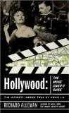 Portada de HOLLYWOOD: THE MOVIE LOVER'S GUIDE: THE ULTIMATE INSIDER TOUR OF MOVIE L.A. BY RICHARD ALLEMAN (1-FEB-2005) PAPERBACK