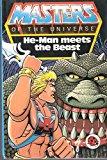 Portada de HE-MAN MEETS THE BEAST (MASTERS OF THE UNIVERSE) BY JOHN GRANT (31-JAN-1985) HARDCOVER