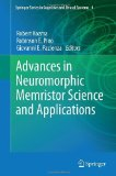 Portada de ADVANCES IN NEUROMORPHIC MEMRISTOR SCIENCE AND APPLICATIONS (SPRINGER SERIES IN COGNITIVE AND NEURAL SYSTEMS) (2012-06-28)