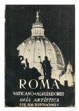 Portada de ROMA, CIUDAD DEL VATICANO, ALREDEDORES DE ROMA