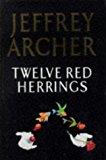 Portada de TWELVE RED HERRINGS BY JEFFREY ARCHER (1994-07-04)