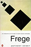 Portada de FREGE (PENGUIN PHILOSOPHY) BY ANTHONY KENNY (1995-09-01)