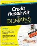 Portada de CREDIT REPAIR KIT FOR DUMMIES BY BUCCI, STEVE (2014) PAPERBACK