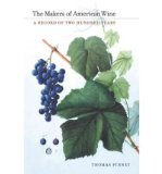 Portada de [(THE MAKERS OF AMERICAN WINE: A RECORD OF TWO HUNDRED YEARS )] [AUTHOR: THOMAS PINNEY] [MAY-2012]