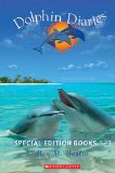 Portada de INTO THE BLUE/TOUCHING THE WAVES/RIDING THE STORM (DOLPHIN DIARIES, BOOKS 1-3) (3 BOOKS IN 1) BY BAGLIO, BEN M. (2005) HARDCOVER