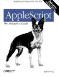 Portada de APPLESCRIPT: THE DEFINITIVE GUIDE, 2ND EDITION 2ND (SECOND) EDITION BY NEUBURG, MATT PUBLISHED BY O'REILLY MEDIA (2006) PAPERBACK