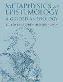 Portada de METAPHYSICS AND EPISTEMOLOGY: A GUIDED ANTHOLOGY (BLACKWELL PHILOSOPHY ANTHOLOGIES)