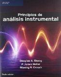 Portada de PRINCIPIOS DE ANALISIS INSTRUMENTAL DE STANLEY CROUCH (5 MAY 2008) TAPA BLANDA