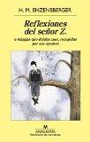 Portada de REFLEXIONES DEL SEÑOR Z (PANORAMA NARRATIVAS)