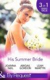 Portada de [(HIS SUMMER BRIDE)] [BY (AUTHOR) JOANNA NEIL ] PUBLISHED ON (JUNE, 2015)