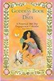 Portada de THE GODDESS BOOK OF DAYS: A PERPETUAL 366 DAY ENGAGEMENT CALENDAR BY DIANE STEIN (2011-07-29)
