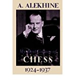 Portada de [(MY BEST GAMES OF CHESS 1924-1937 )] [AUTHOR: ALEXANDER ALEKHINE] [MAY-2009]