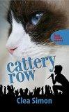 Portada de CATTERY ROW (THEDA KRAKOW MYSTERIES, NO. 2) BY CLEA SIMON (2007-12-01)