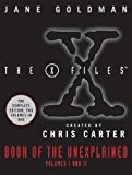 Portada de X-FILES BOOK OF THE UNEXPLAINED: VOLUMES 1 AND 2