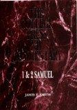 Portada de 1 AND 2 SAMUEL (THE COLLEGE PRESS NIV COMMENTARY. OLD TESTAMENT SERIES) BY JAMES E. SMITH (2000-06-15)