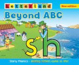 Portada de BEYOND ABC: STORY PHONICS - MAKING LETTERS COME TO LIFE! (LETTERLAND) BY LISA HOLT, LYN WENDON (2011) PAPERBACK