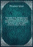 Portada de THE WORKS OF MR. ABRAHAM COWLEY .: CONSISTING OF THOSE WHICH WERE FORMERLY PRINTED; AND THOSE WHICH HE DESIGN'D FOR THE PRESS, PUBLISH'D OUT OF THE . WITH THE CUTTER OF COLEMAN-STREET, VOLUME 2