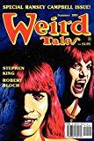 Portada de WEIRD TALES 301 (SUMMER 1991) BY DARRELL SCHWEITZER (1991-06-01)