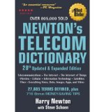 Portada de [(NEWTON'S TELECOM DICTIONARY: COVERING TELECOMMUNICATIONS, THE INTERNET, THE CLOUD, CELLULAR, THE INTERNET OF THINGS, SECURITY, WIRELESS, SATELLITES, INFORMATION TECHNOLOGY, FIBER, AND EVERYTHING VOICE, DATA, IMAGES, APPS AND VIDEO)] [AUTHOR: HARRY NEWTON] PUBLISHED ON (DECEMBER, 2014)