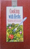 Portada de COOKING WITH HERBS: 100 SEASONAL RECIPES AND HERBAL MIXTURES TO SPICE UP ANY MEAL (RODALE'S ESSENTIAL HERBAL HANDBOOKS) BY JAMES, TINA (2000) HARDCOVER