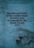 Portada de RECORDS AND BRIEFS OF THE UNITED STATES CIRCUIT COURT OF APPEALS FOR THE NINTH CIRCUIT. 2571