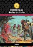 Portada de 20.000 LEGUAS DE VIAJE SUBMARINO