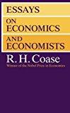Portada de ESSAYS ON ECONOMICS AND ECONOMISTS BY R. H. COASE (1995-09-01)