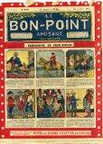 Portada de LE BON POINT AMUSANT N° 193 - 20 JUILLET 1916 - VENGEANCE DE PEAU -ROUGE