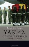 Portada de YAK-42, HONOR Y VERDAD. (ATALAYA)