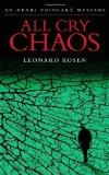 Portada de ALL CRY CHAOS (HENRI POINCARE) BY LEONARD ROSEN (2011-09-01)