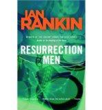 Portada de [RESURRECTION MEN] [BY: IAN RANKIN]