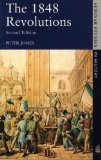 Portada de THE 1848 REVOLUTIONS (SEMINAR STUDIES IN HISTORY) 2ND (SECOND) EDITION BY JONES, PETER PUBLISHED BY LONGMAN (1991)