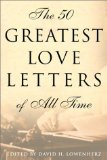 Portada de THE 50 GREATEST LOVE LETTERS OF ALL TIME