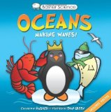 Portada de BY BASHER, SIMON, GREEN, DAN BASHER SCIENCE: OCEANS: MAKING WAVES! (2012) PAPERBACK