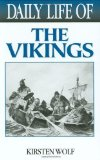 Portada de DAILY LIFE OF THE VIKINGS ENGLISH LANGUAGE EDITION BY WOLF, KIRSTEN (2004) HARDCOVER