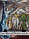 Portada de SAN MANUEL BUENO MARTIR