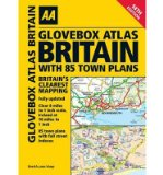 Portada de [(AA GLOVEBOX ATLAS BRITAIN WITH 85 TOWN PLANS)] [ BY (AUTHOR) AA PUBLISHING ] [DECEMBER, 2013]
