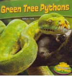 Portada de [( GREEN TREE PYTHONS )] [BY: WILLOW CLARK] [JAN-2012]