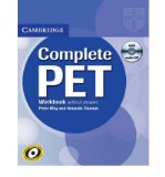 Portada de [(COMPLETE PET WORKBOOK WITHOUT ANSWERS WITH AUDIO CD)] [ BY (AUTHOR) PETER MAY, BY (AUTHOR) AMANDA THOMAS ] [MARCH, 2010]
