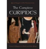 Portada de [(THE COMPLETE EURIPIDES: ELECTRA AND OTHER PLAYS VOLUME II)] [AUTHOR: PETER BURIAN] PUBLISHED ON (JULY, 2010)