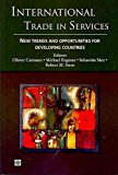 Portada de [(INTERNATIONAL TRADE IN SERVICES : NEW TRENDS AND OPPORTUNITIES FOR DEVELOPING COUNTRIES)] [EDITED BY MICHAEL ENGMAN ] PUBLISHED ON (JULY, 2010)