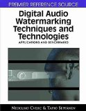 Portada de [DIGITAL AUDIO WATERMARKING TECHNIQUES AND TECHNOLOGIES: APPLICATIONS AND BENCHMARKS] (BY: NEDELJKO CVEJIC) [PUBLISHED: OCTOBER, 2007]
