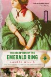 Portada de [(THE DECEPTION OF THE EMERALD RING)] [AUTHOR: LAUREN WILLIG] PUBLISHED ON (SEPTEMBER, 2007)