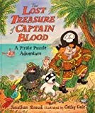 Portada de THE LOST TREASURE OF CAPTAIN BLOOD: A PIRATE PUXZZLE ADVENTURE (GAMEBOOK) BY JONATHAN STROUD (1996-09-02)