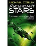 Portada de [(THE ASCENDANT STARS)] [AUTHOR: MICHAEL COBLEY] PUBLISHED ON (AUGUST, 2012)