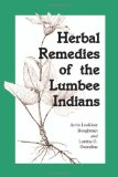 Portada de HERBAL REMEDIES OF THE LUMBEE INDIANS BY ARVIS LOCKLEAR BOUGHMAN (2004-02-05)