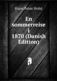 Portada de EN SOMMERREISE I 1870 (DANISH EDITION)