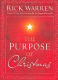 Portada de THE PURPOSE OF CHRISTMAS BY WARREN. RICK ( 2008 ) HARDCOVER