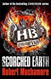 Portada de HENDERSON BOYS 7: SCORCHED EARTH (HENDERSON'S BOYS) BY ROBERT MUCHAMORE (2013-02-05)