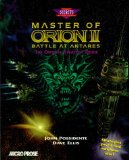 Portada de MASTER OF ORION II: BATTLE AT ANTARES: THE OFFICIAL STRATEGY GUIDE (SECRETS OF THE GAMES SERIES) BY POSSIDENTE, JOHN, ELLIS, DAVE (1996) PAPERBACK